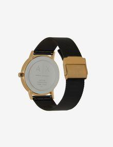 ARMANI EXCHANGE Reloj con correa de malla de acero Fashion Watch [*** pickupInStoreShipping_info ***] d