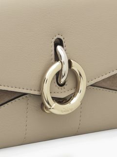Circle C compact wallet