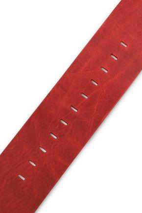 MAISON MARGIELA Distressed leather belt