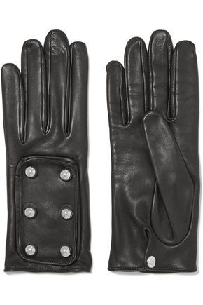 CAUSSE GANTIER Leather gloves