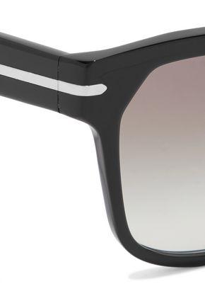 PRADA D-frame acetate sunglasses