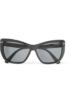TOM FORD D-frame acetate sunglasses
