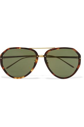 LINDA FARROW Aviator