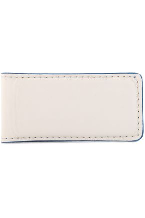 CLARE V. Leather wallet