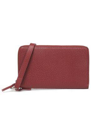 MAISON MARGIELA Textured-leather wallet