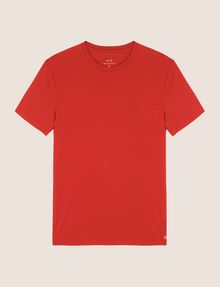 ARMANI EXCHANGE Camiseta de algodón Pima [*** pickupInStoreShippingNotGuaranteed_info ***] r