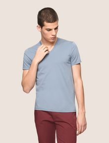 ARMANI EXCHANGE Basic-T-Shirt Herren b