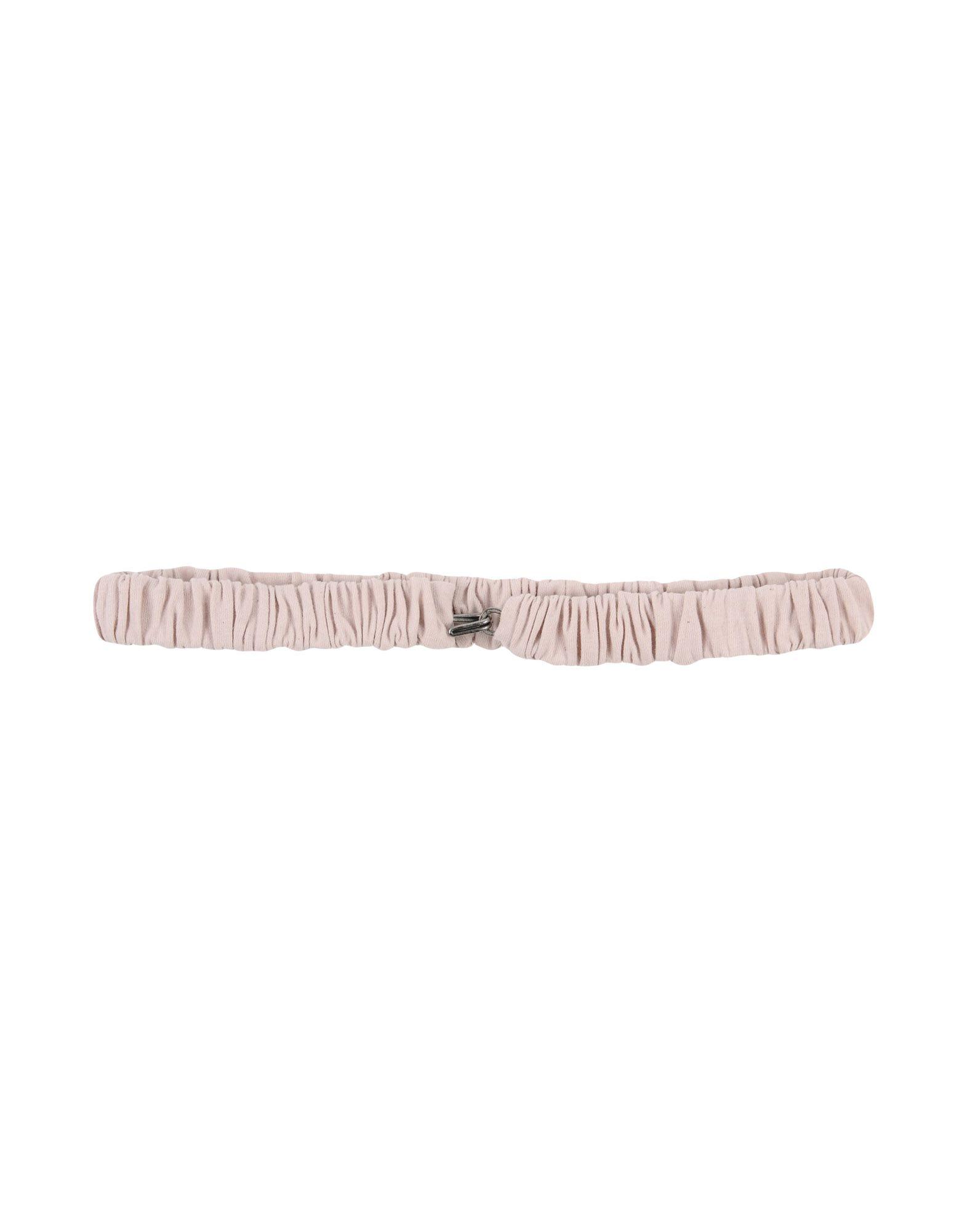 DOUUOD Thin Belt in Light Pink
