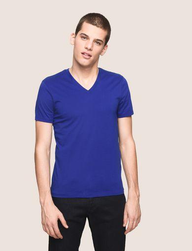 ARMANI EXCHANGE Camiseta de algodón Pima Hombre F