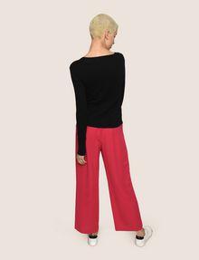 ARMANI EXCHANGE EMOJI LOGO V-NECK SWEATER Pullover Woman e
