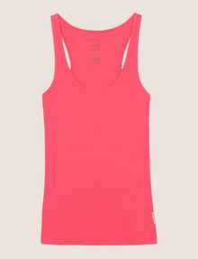 ARMANI EXCHANGE CLASSIC RIB RACERBACK TANK S/L Knit Top Woman r