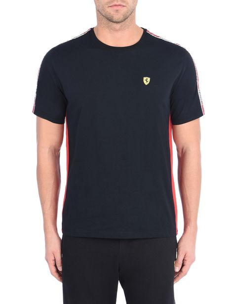 Scuderia Ferrari T-shirt with Icon Tape