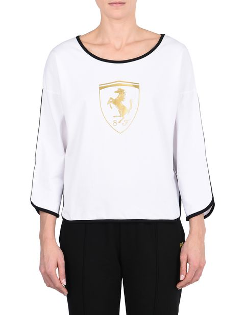 3/4 sleeve T-shirt with Shield