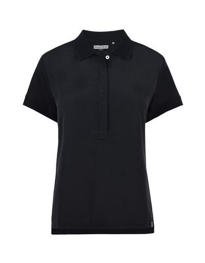 Scuderia Ferrari Online Store - Polo maniche corte donna - Polo a maniche corte