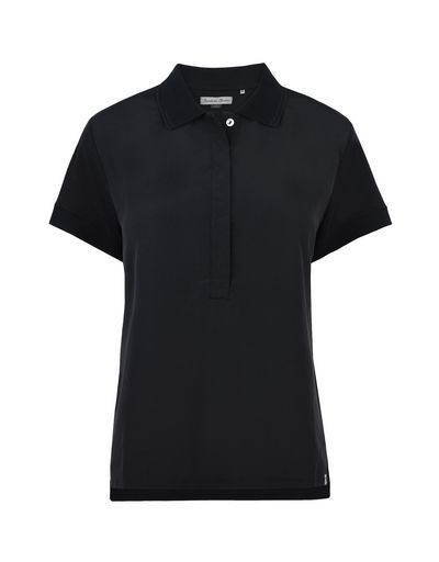 Scuderia Ferrari Online Store - Women's short-sleeve polo shirt -