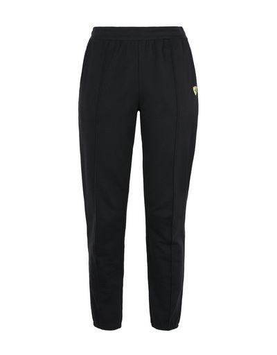 Scuderia Ferrari Online Store - Women's rib knit fleece trousers - Joggers