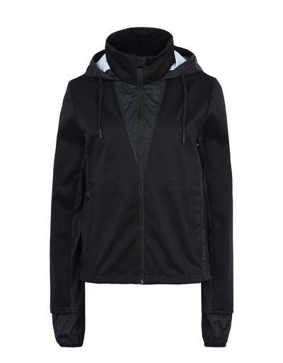 Scuderia Ferrari Online Store - Women's waterproof jacket with concealed hood -