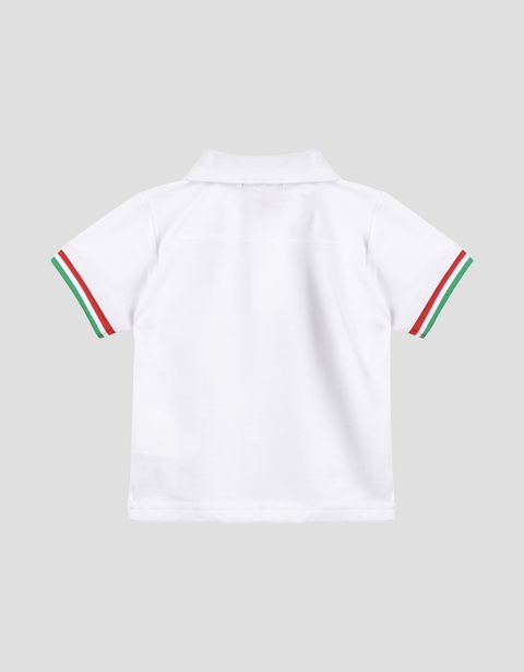 Baby T-Shirt with exclusive Scuderia Ferrari print