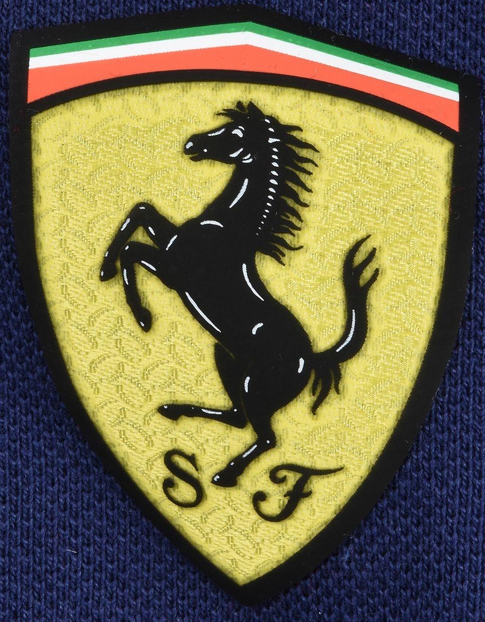 Scuderia Ferrari Online Store - Polo à manches courtes Scuderia Ferrari pour nouveau-né - Polos à manches courtes
