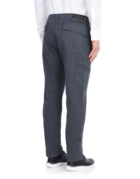 Men's trousers with pockets