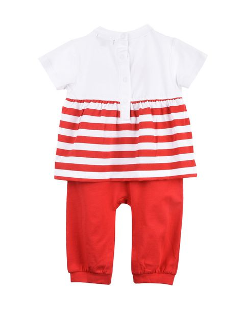 "Baby boy ""I love Ferrari"" play suit"