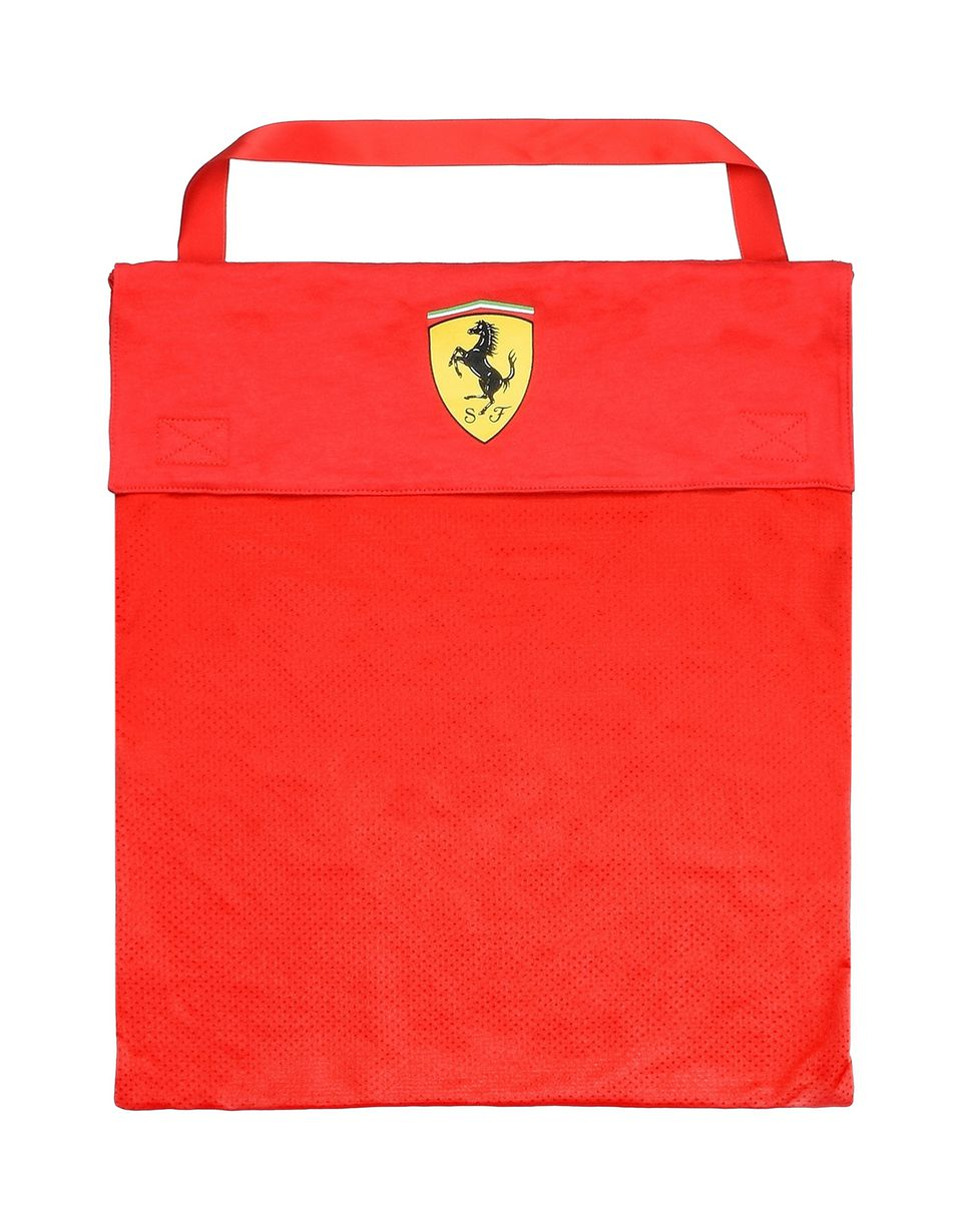 Scuderia Ferrari Online Store - Baby boy suit consisting of bodysuit, cap and cover - Baby & Kids Sets