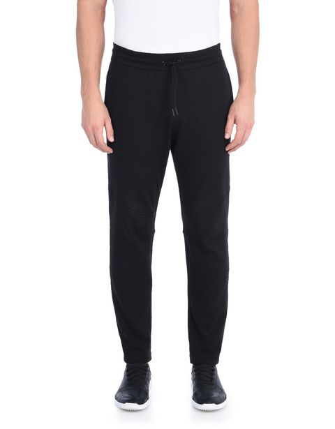 Men's fleece trousers with Scuderia Ferrari Icon Tape