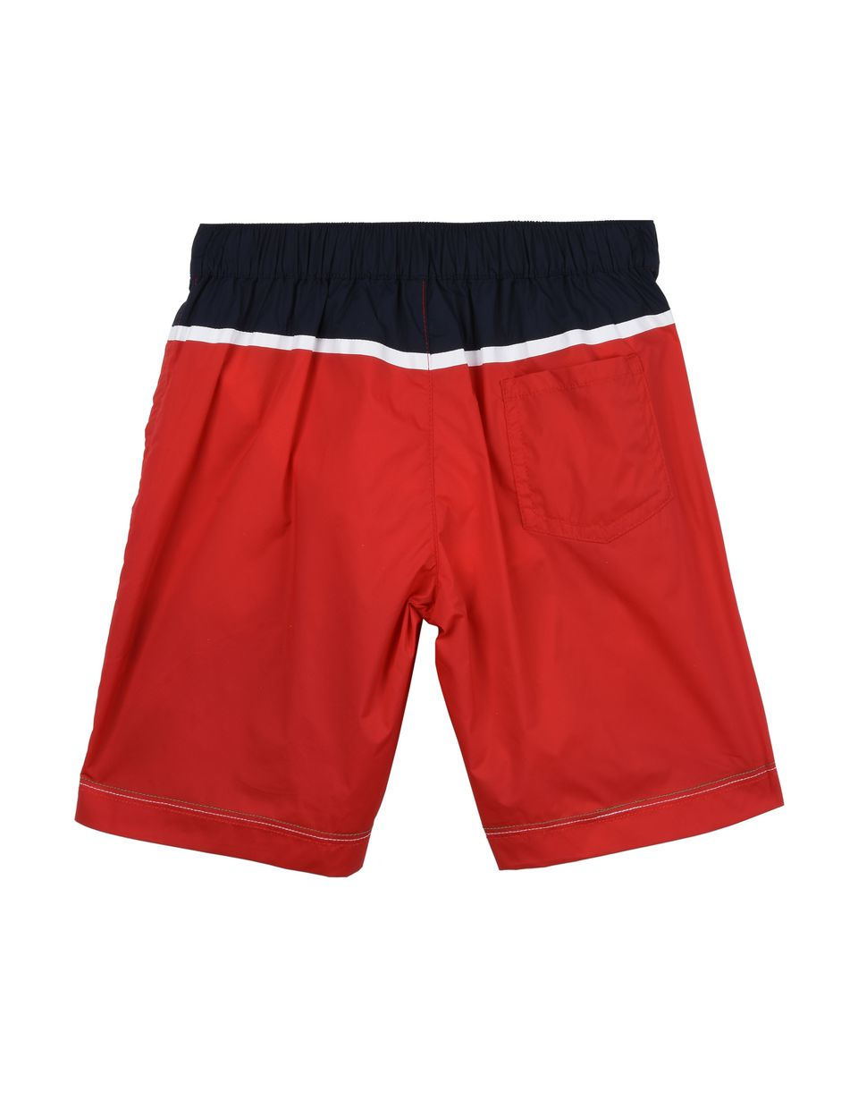 Scuderia Ferrari Online Store - Scuderia Ferrari swimsuit for teens - Swimming Shorts