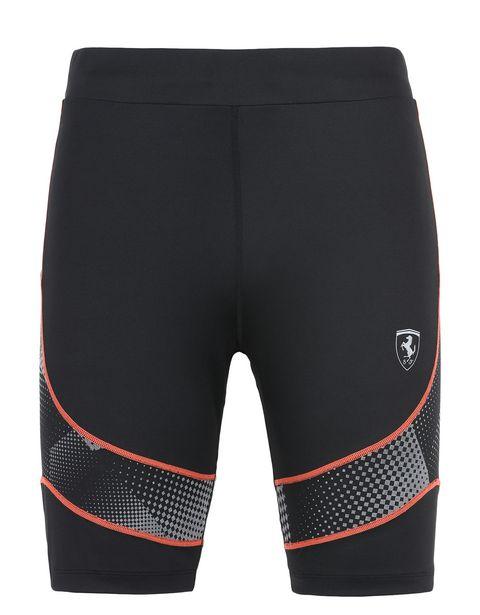 Scuderia Ferrari Online Store - Men's running shorts -