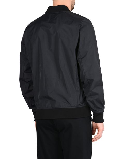 Men's rain jacket with 3000 mm waterproof finish