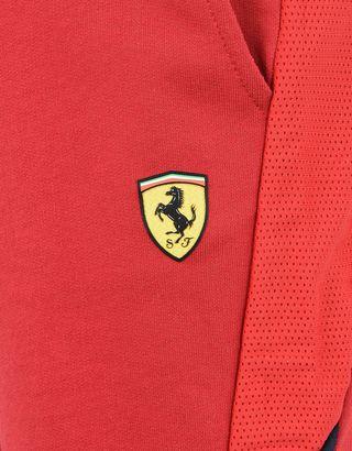 Scuderia Ferrari Online Store - Kurze Kinderhose mit Scuderia Ferrari-Print - Shorts