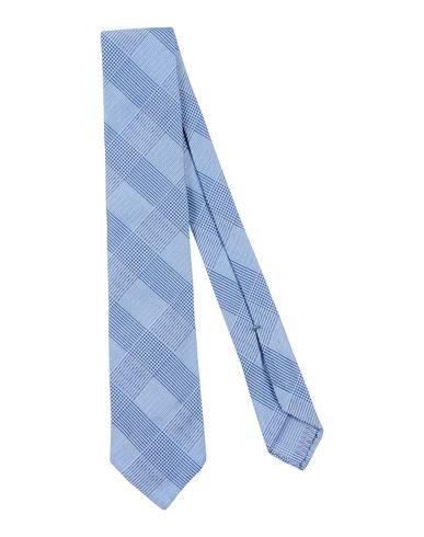 Cravatta Azzurro uomo LUIGI BORRELLI NAPOLI Cravatta uomo
