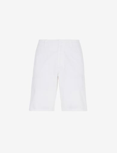SHORTS CHINO IN GABARDINE