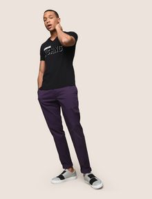 ARMANI EXCHANGE CLASSIC SLIM-FIT CHINO PANTS Chino Man d