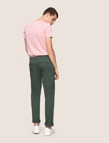 ARMANI EXCHANGE CLASSIC STRAIGHT-LEG CHINO PANTS Chino [*** pickupInStoreShippingNotGuaranteed_info ***] e