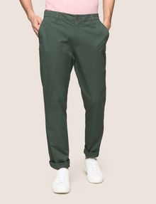 ARMANI EXCHANGE CLASSIC STRAIGHT-LEG CHINO PANTS Chino Man f