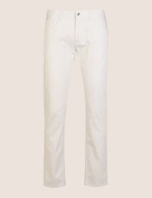 ARMANI EXCHANGE CLASSIC SLIM-FIT TWILL PANTS Pant Man r