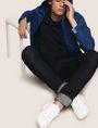 ARMANI EXCHANGE SKINNY DARK INDIGO JEANS Skinny jeans Man a