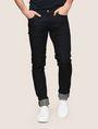 ARMANI EXCHANGE SKINNY DARK INDIGO JEANS Skinny jeans Man f