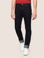 ARMANI EXCHANGE SLIM-FIT DARK INDIGO WASH JEANS Slim fit JEANS Man f