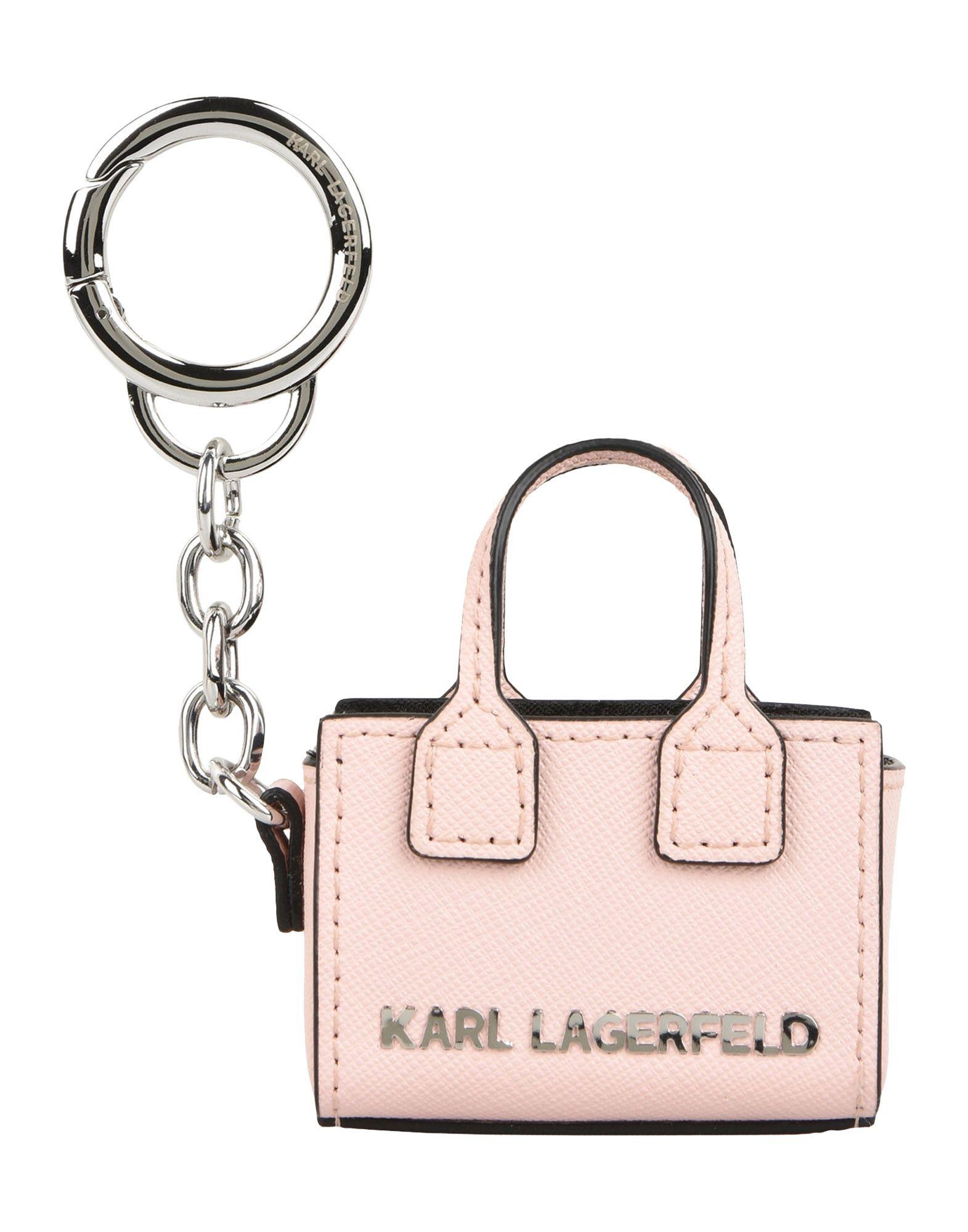 KARL LAGERFELD Брелок для ключей чехлы для телефонов karl lagerfeld lagerfeld iphone 5s se monster choupette hard tpu beige