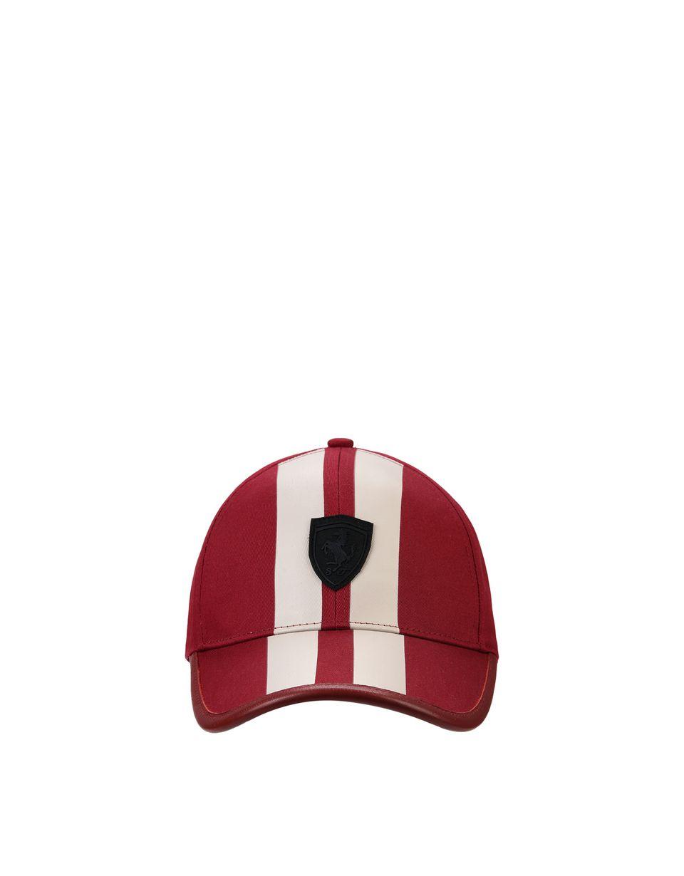 Scuderia Ferrari Online Store - Schirmmütze mit Siebdruck -