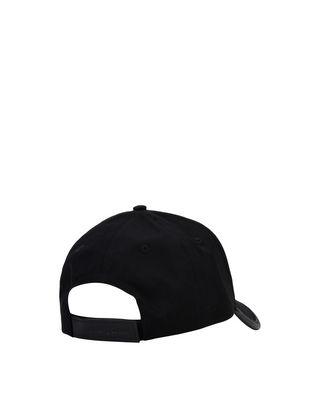 Scuderia Ferrari Online Store - Men's silkscreen printed cap with visor - Baseball Caps