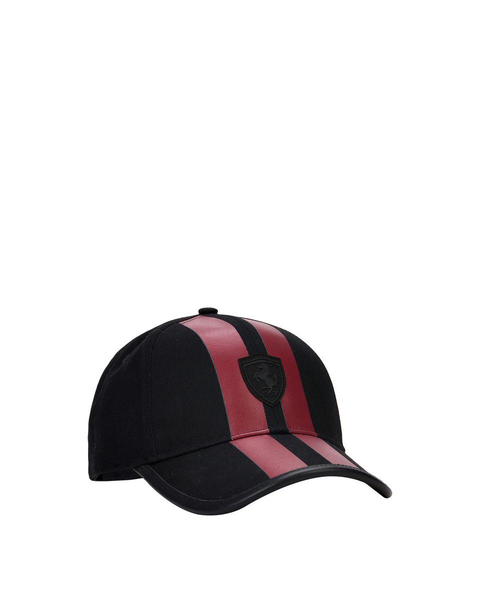 Scuderia Ferrari Online Store - Casquette à visière avec sérigraphie - Casquettes de baseball