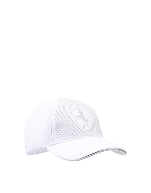 Women's cap with visor and rhinestones