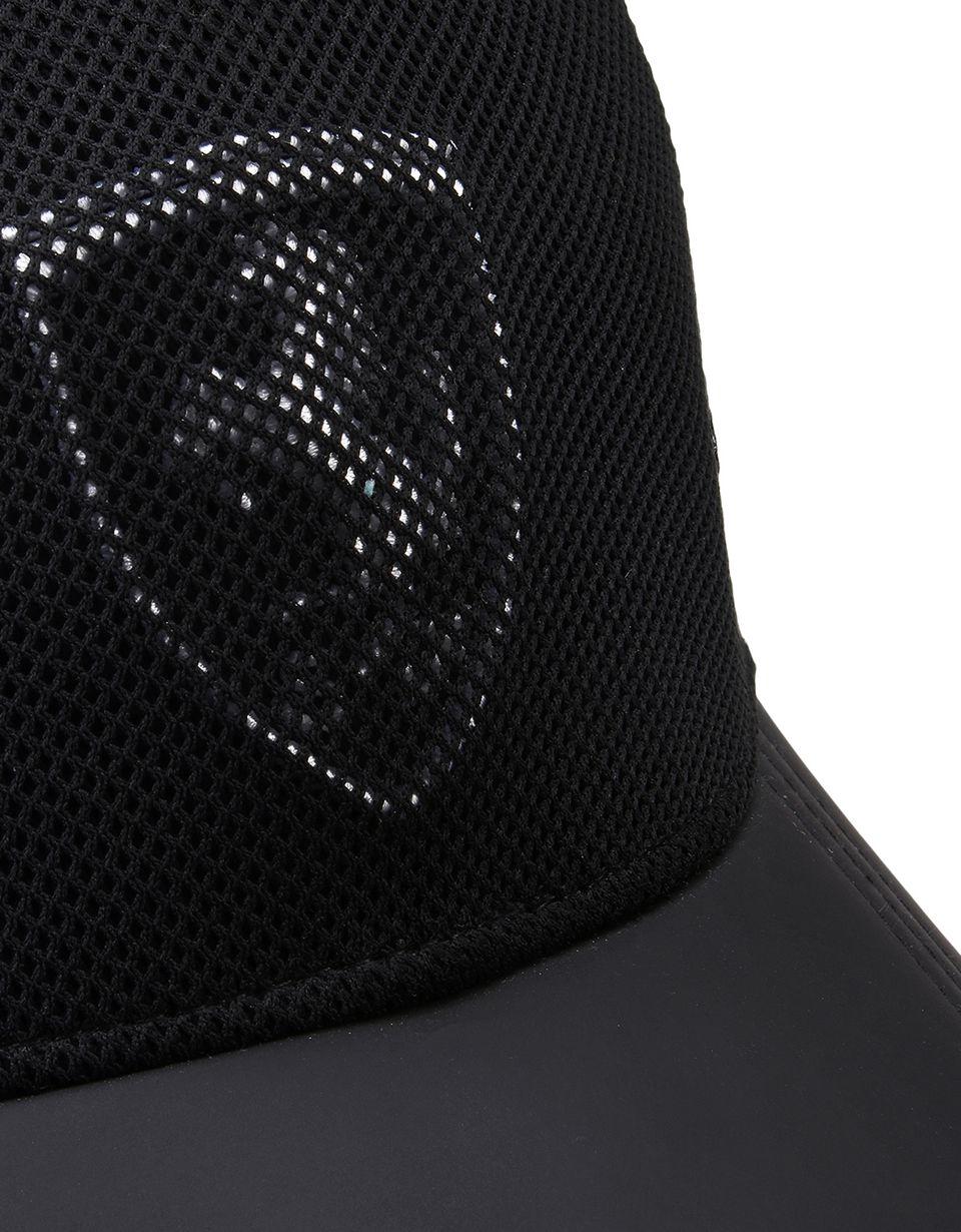 Scuderia Ferrari Online Store - Casquette Scuderia Ferrari pour femme en tissu technique avec Scudetto - Casquettes de baseball