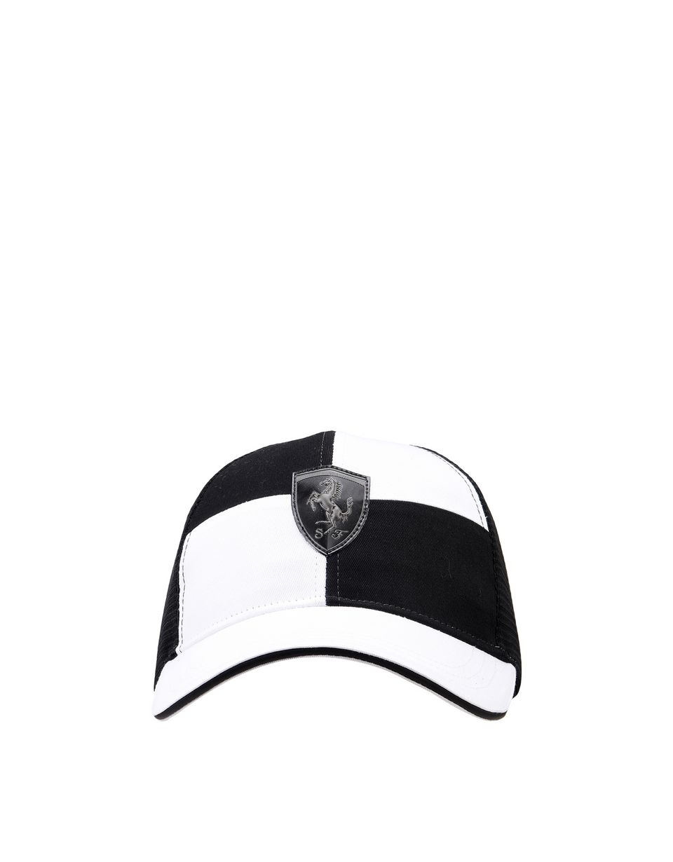 Scuderia Ferrari Online Store - Men's Scuderia Ferrari cap with Shield - Baseball Caps