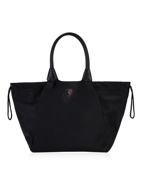 Convertible casual bag with Ferrari Shield