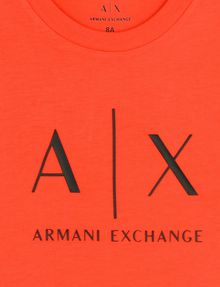 ARMANI EXCHANGE Camiseta con logotipo [*** pickupInStoreShipping_info ***] d