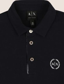 ARMANI EXCHANGE SHORT SLEEVES POLO [*** pickupInStoreShippingNotGuaranteed_info ***] d